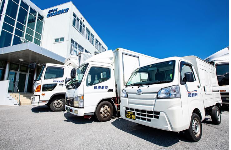 地上運輸サービス 3
